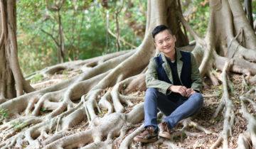 【林一峰專訪】設基金倡文化保育 林一峰移居緬甸分享音樂
